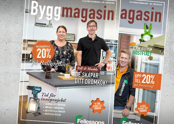 Fellessons Byggmagasin